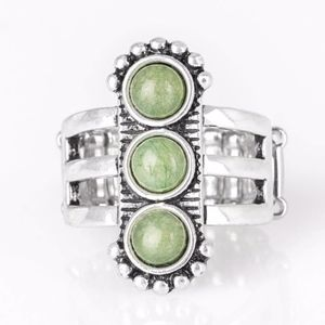 Free with Bundle Rio Trio Green Ring